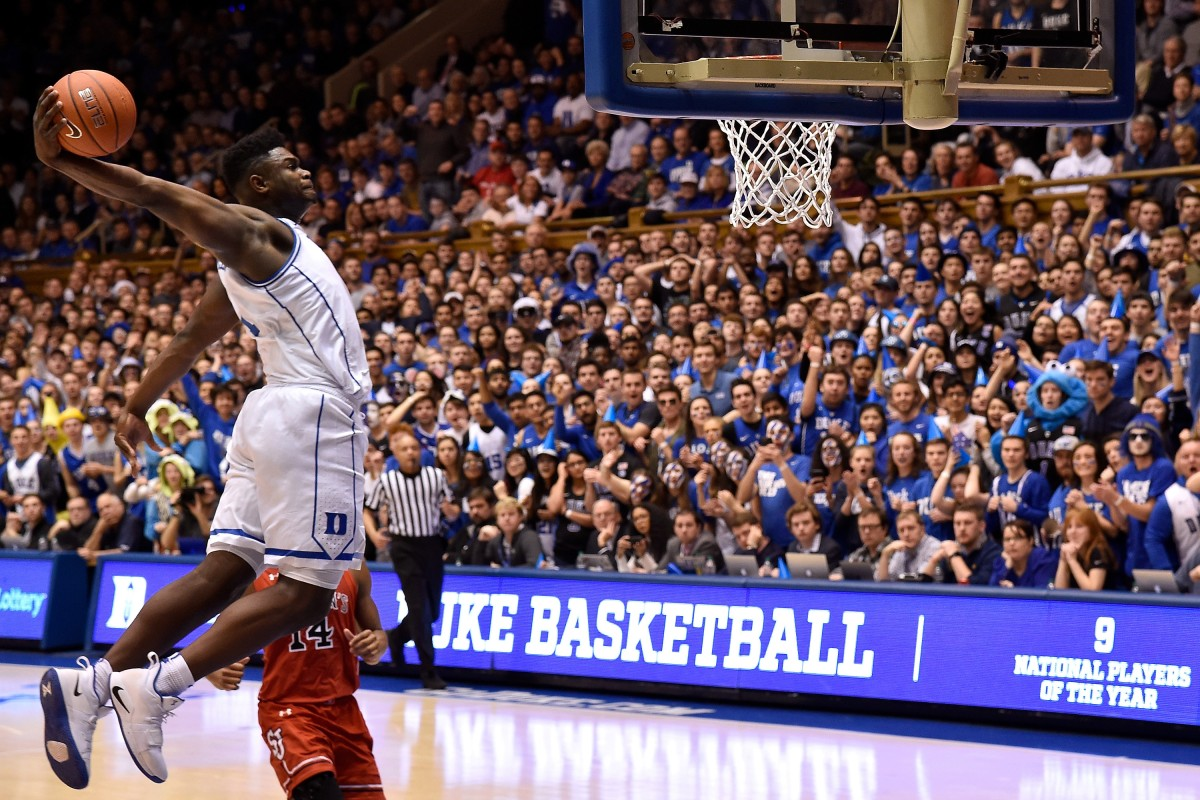 Scouting Report: Is Zion Williamson Really Just Three Kids in a Trenchcoat?