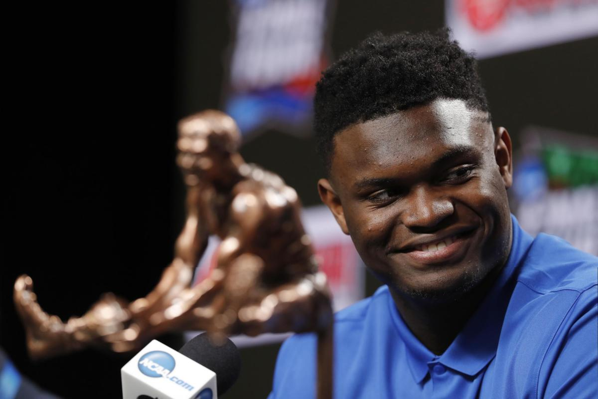 Zion Williamson to Stay at Duke to Pursue Degree in Trombone Performance