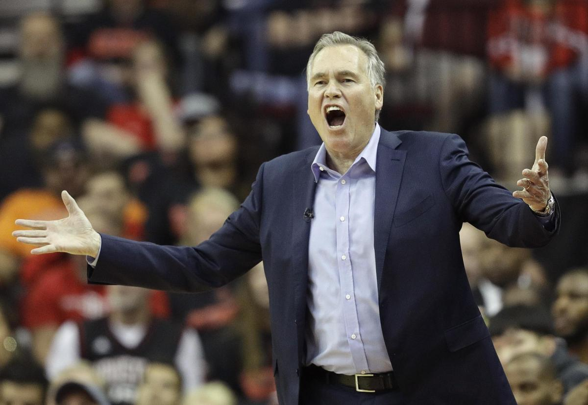 D'Antoni Wants to Coach At Least Three More Unsuccessful Playoff Runs Before Retiring